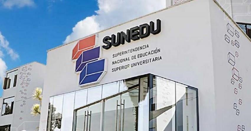 Grados y títulos expedidos por universidades sin licencia son válidos, informó la SUNEDU: - www.sunedu.gob.pe