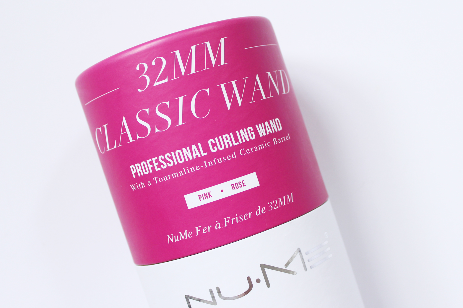 NUME | 32mm Classic Curling Wand - Review - CassandraMyee