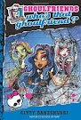 Monster High Who's That Ghoulfriend? Book Item