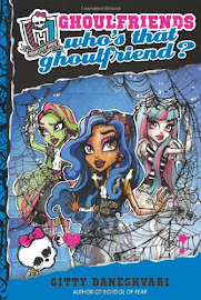 MH Who's That Ghoulfriend? Media