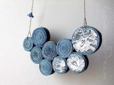 Cool Ways To Reuse Old Denim (30) 30