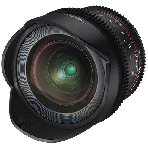 Объектив Samyang VDSLR 16mm T2.6
