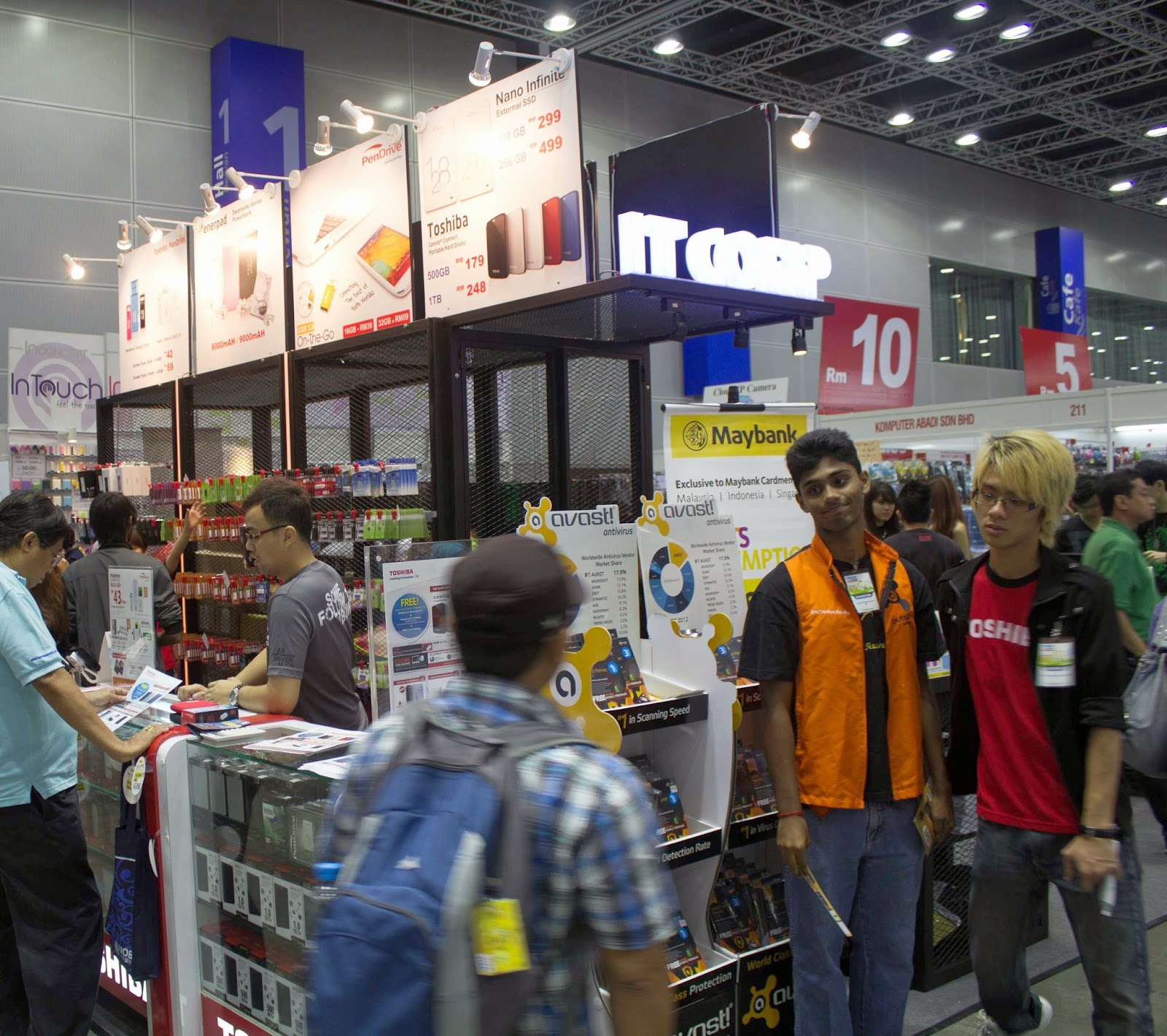 Coverage of PIKOM PC Fair 2014 @ Kuala Lumpur Convention Center 309