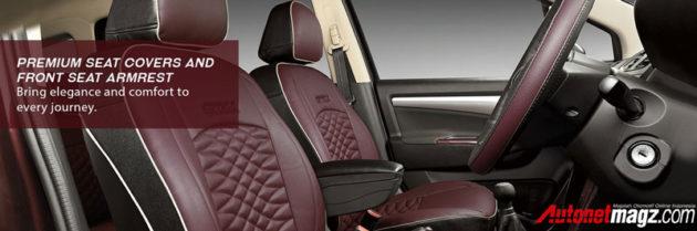 interior mewah suzuki ertiga paling mewah: limited edition