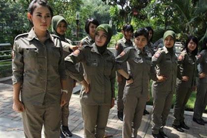 Parah! Oknum Anggota PMII Diduga Remas Payudara Satpol PP Wanita Saat Aksi
