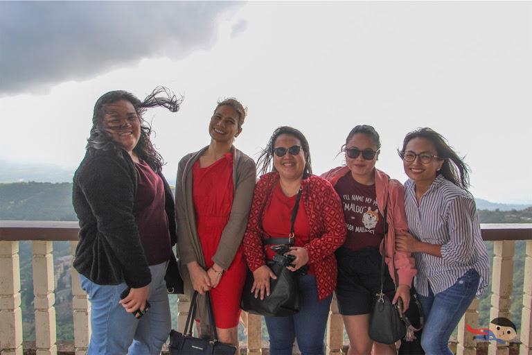 FMD Team in Tagaytay City 2018
