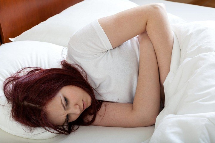 Hindari Beberapa Faktor Yang Menjadi Penyebab Kram Saat Haid