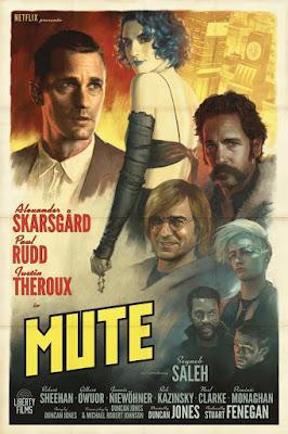 Duncan Jones Mute