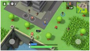 Battlelands Royale Mod Apk v0.6.6 Unlimited Ammo for android