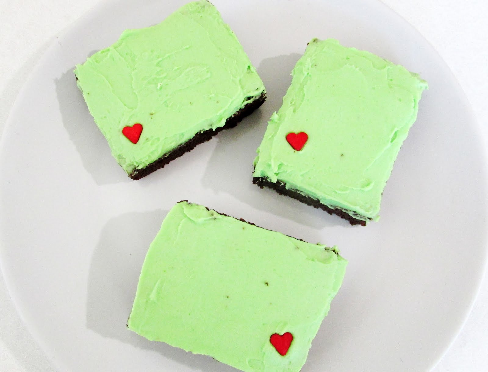 How The Grinch Stole Christmas Brownies ♡ Recipe Testing