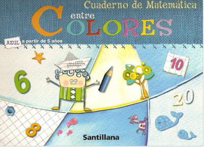 cuadernos de matematica ( 5 años en adelante)