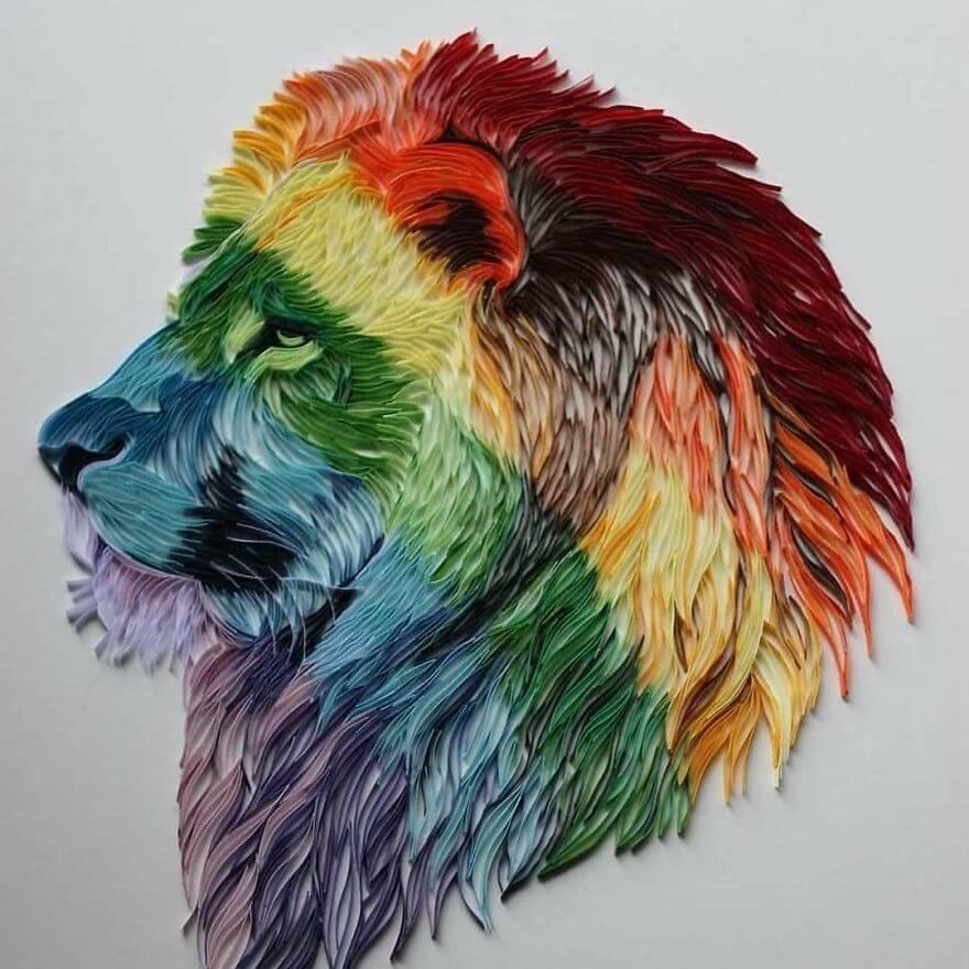 05-Rainbow-Lion-Bekah-Stonefox-www-designstack-co