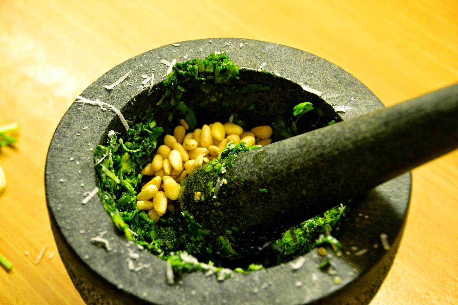 recetas con albahaca