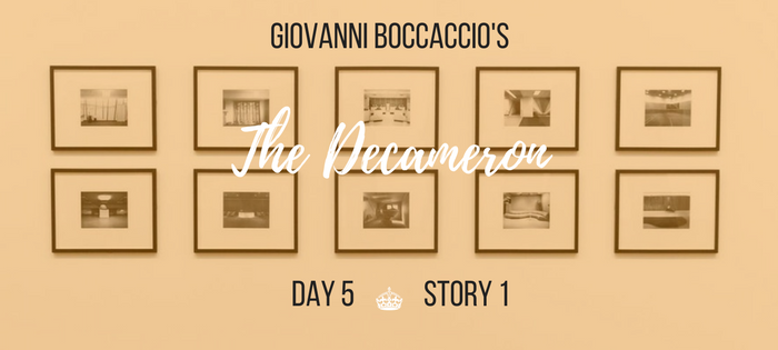 Summary of Giovanni Boccaccio's The Decameron Day 5 Story 1