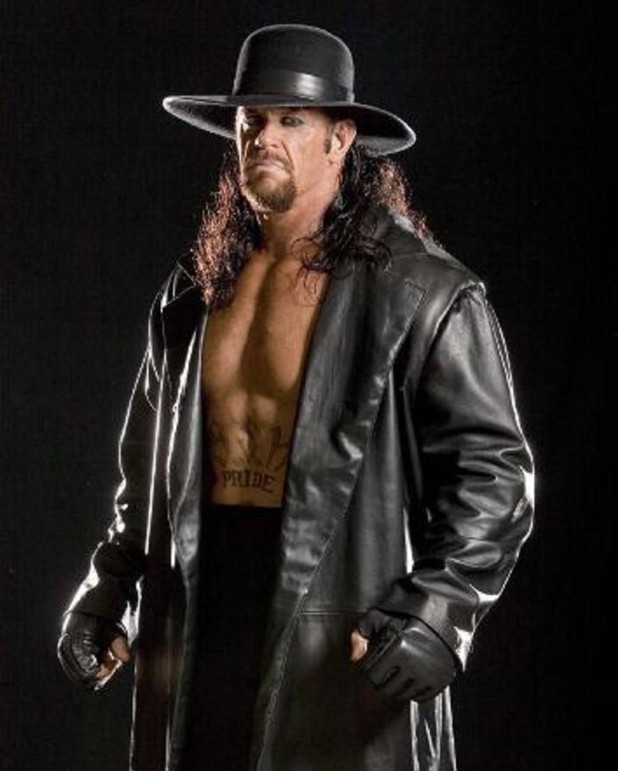 Wwe Wrestlers Undertaker Vaughn's Wo...