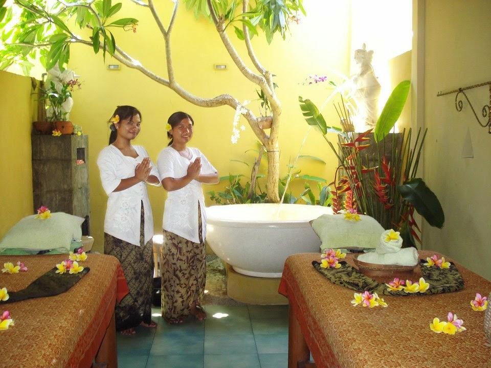 Enjoy Sejenak dan Berkunjung ke Beberapa Tempat Spa di Bali