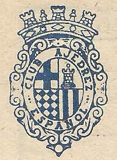 Emblema del Club Ajedrez Español
