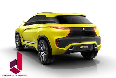 Harga Mobil Mitsubishi XM Concept