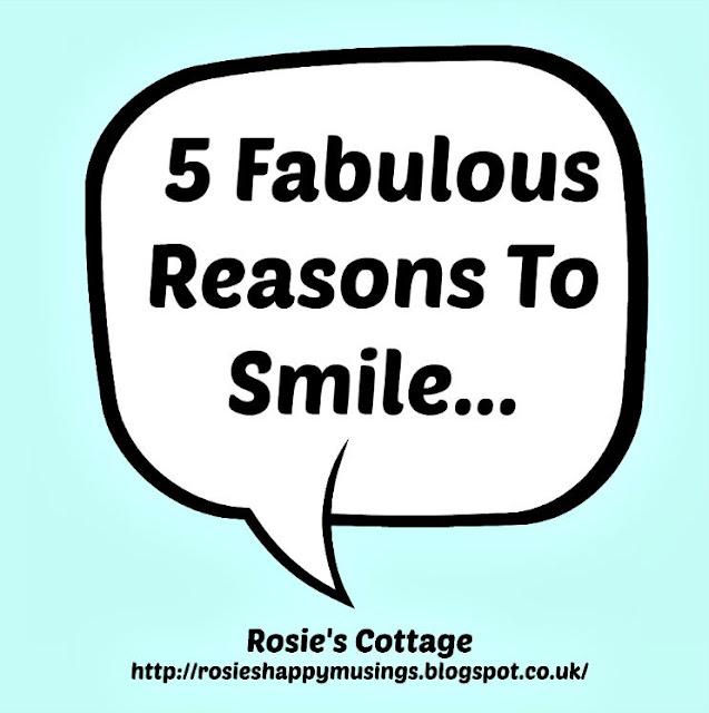 5 fabulous reasons to smile