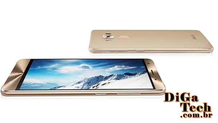 Smartphone Asus ZenFone 3 Deluxe