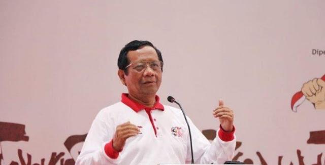 Singgung soal Kecurangan Pilpres, Mahfud MD Sebut Kemenangan Jokowi Sulit Dibalik dengan Cara Apapun
