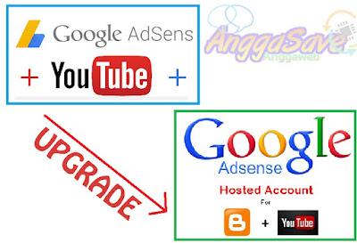 Apakah Akun Adsense Dari Youtube Bisa Digunakan Untuk Blog/Situs?