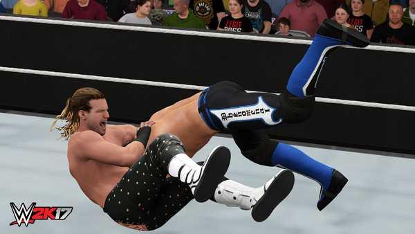 WWE 2K17 FitGirl Repack Crack