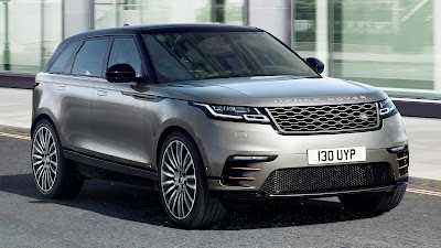 New 2018 Range Rover Velar SUV Hd Picture