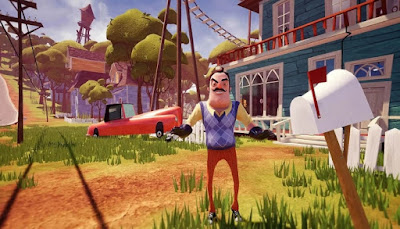 Latest High Graphics Games Hello neighbor