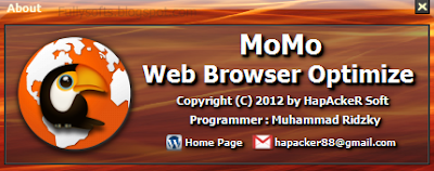 Download MoMo Web Browser Optimizer Final Terbaru