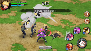 Naruto X Brouto Ninja Voltage