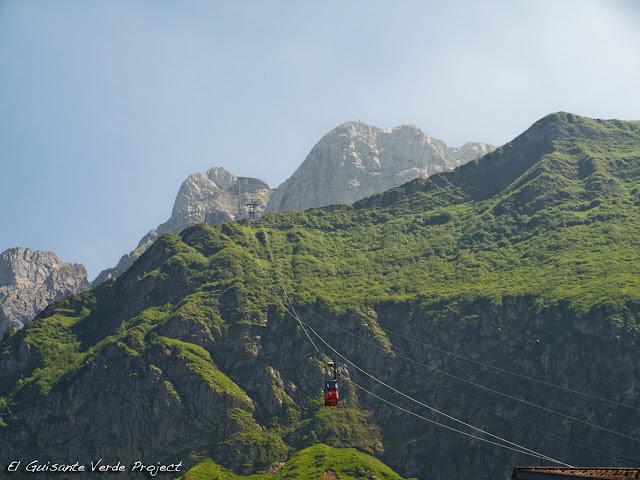 Teleférico del Monte Pilatus, Lucerna, por El Guisante Verde Project