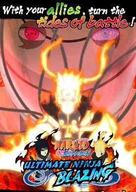 Ultimate Ninja Blazing Mod