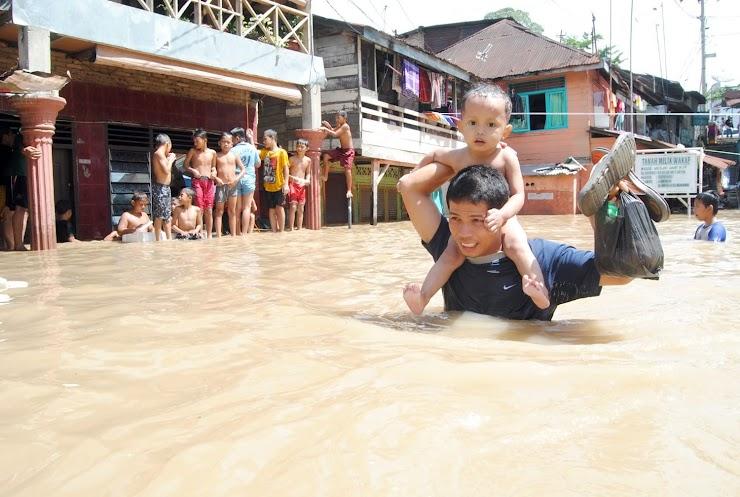 Mahasiswa ITB Berhasil Ciptakan Aplikasi Deteksi Banjir