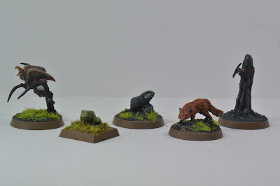 Dungeons and Dragons Animals D'n'D DnD