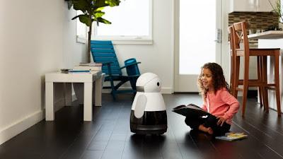 Kuri — the smart home bot