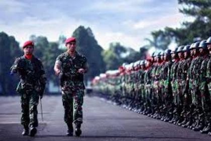 Kerjasama dalam bidang kehidupan pertahanan dan keamanan militer negara Daunpendidikan.com