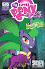 My Little Pony Friendship is Magic #21 Comic Cover San Diego Comic Con 2014 Variant