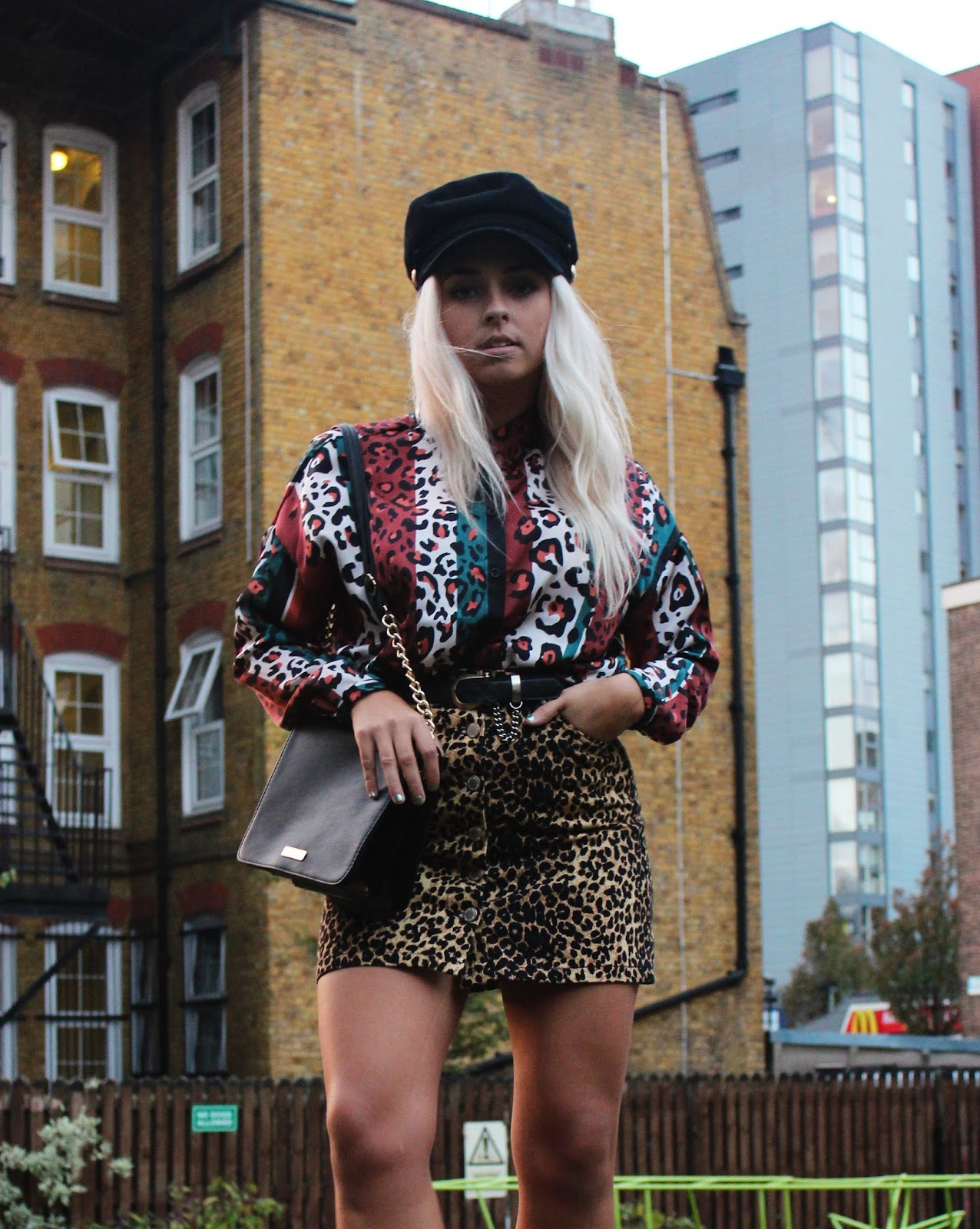 Fashion Blogger London