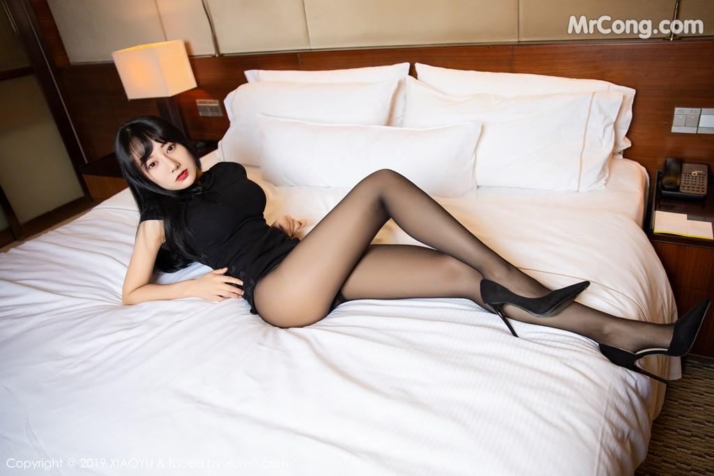 Image XiaoYu-Vol.145-He-Jia-Ying-MrCong.com-020 in post XiaoYu Vol.145: He Jia Ying (何嘉颖) (68 ảnh)