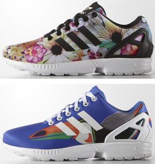 Farm e Adidas Originals tênis Confete e Tukana