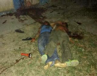 Asesinan a veladores de Secundaria General número 5 en Poza Rica