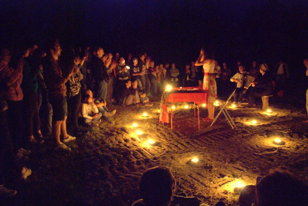 Passeggiate in notturna nel Roero