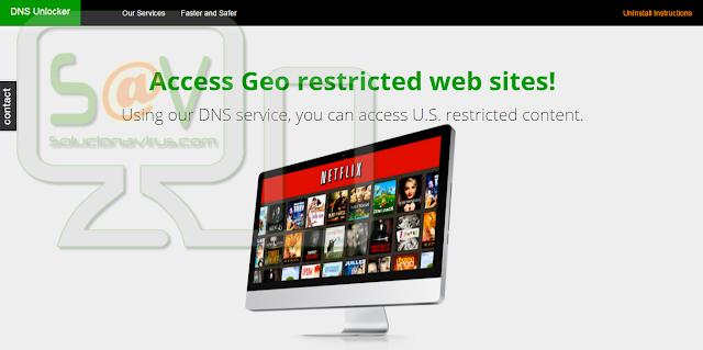 DNS Unlocker 1.4 (Adware)