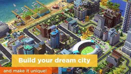 SimCity BuildIt 1.17.1.61422 APK for Android
