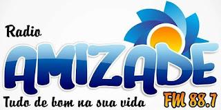 Rádio Amizade FM de Irauçuba Ceará ao vivo pela net...