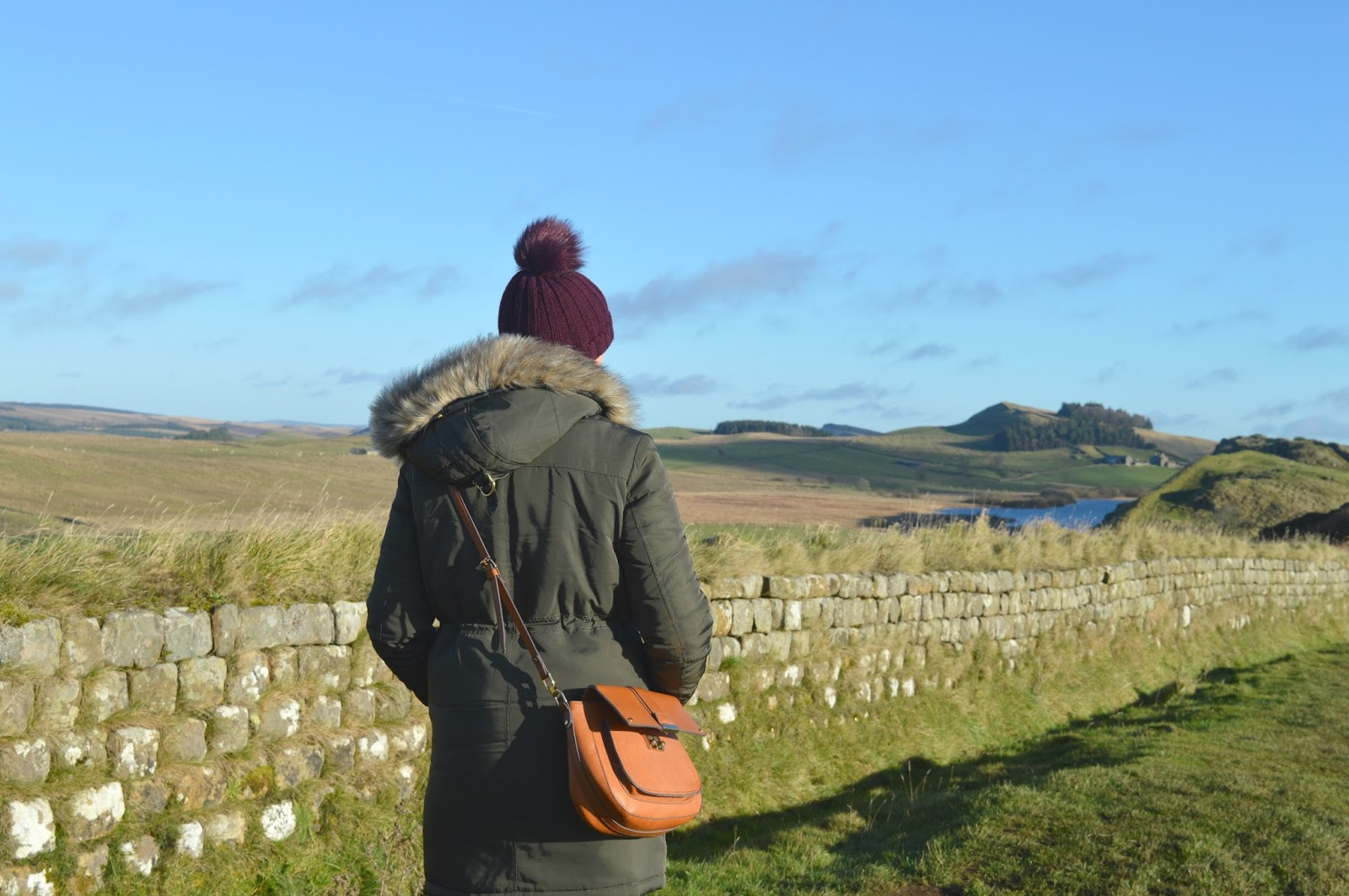 Walking Hadrian's Wall in Winter - Discovering Sycamore Gap