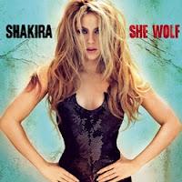 "Detalii album ""She Wolf"""