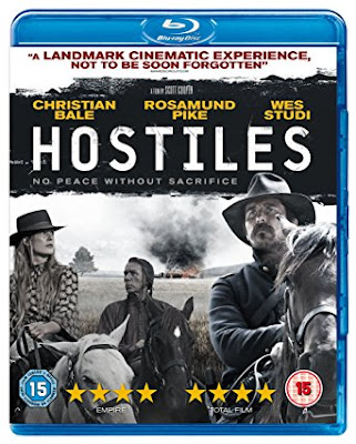 Hostiles 2017 Eng 720p BRRip 1Gb ESub x264