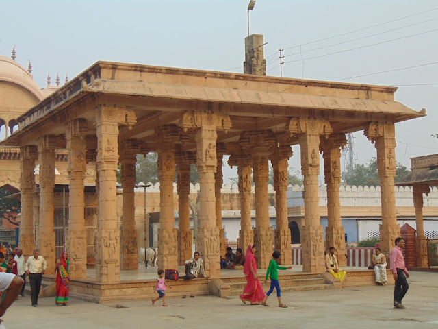 rangnath temple premises